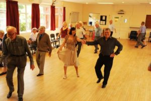 Afternoon tea dances near Melksham