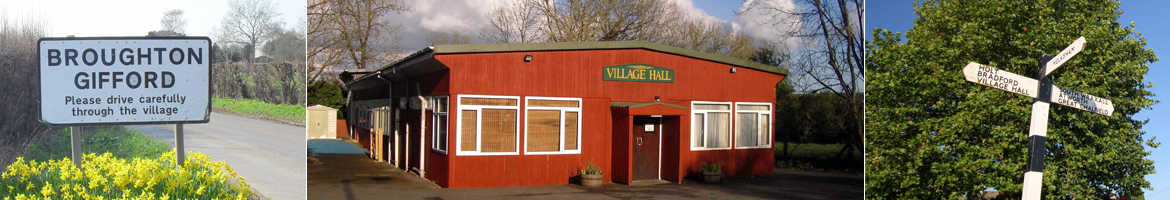 Broughton Gifford Village Hall