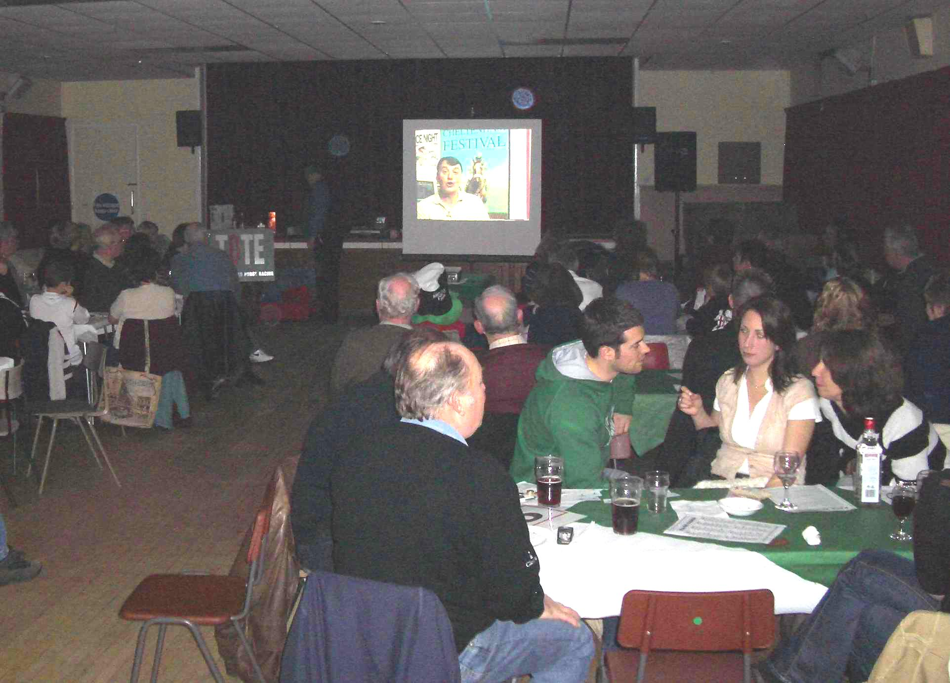 Ganderland Race Night 2007