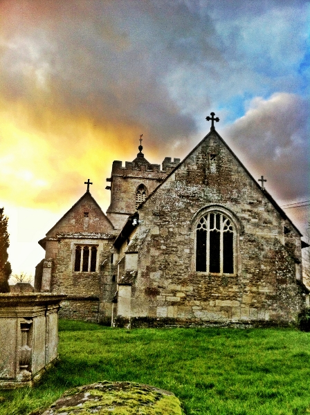 St. Mary\'s Church, Broughton Gifford